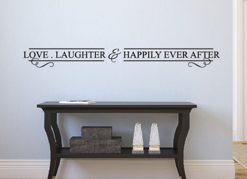 Love Laughter & Happily Ever After image