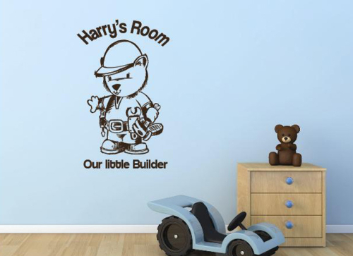 Our Little Builder image